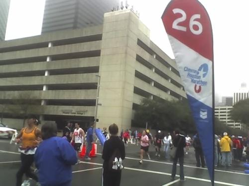 mile 26 marathon