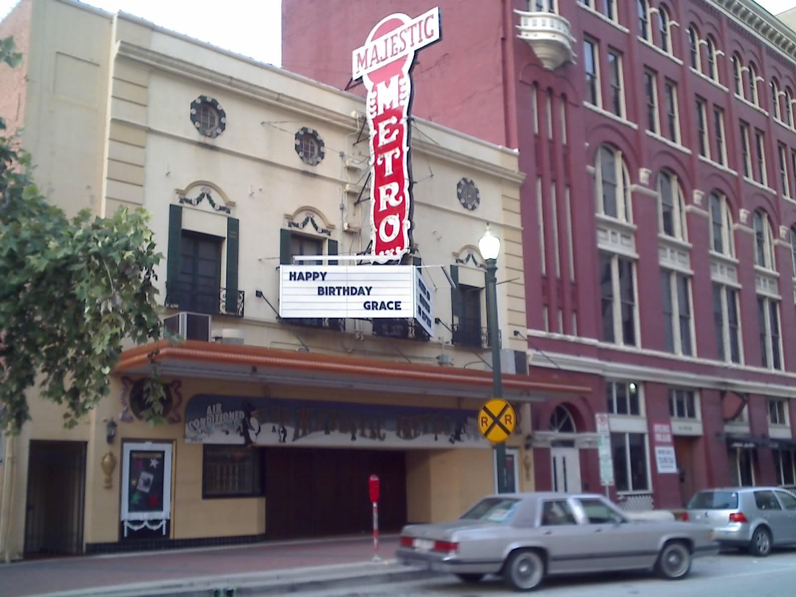 Houston Heights Theater Justin Furstenfeld Open Book Tour