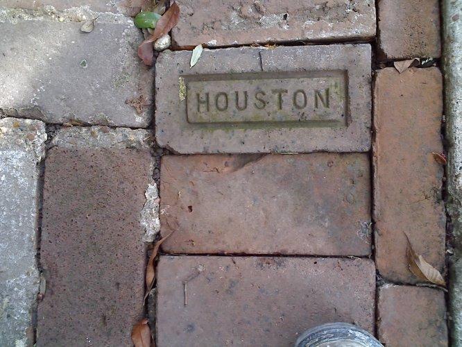 houston brick