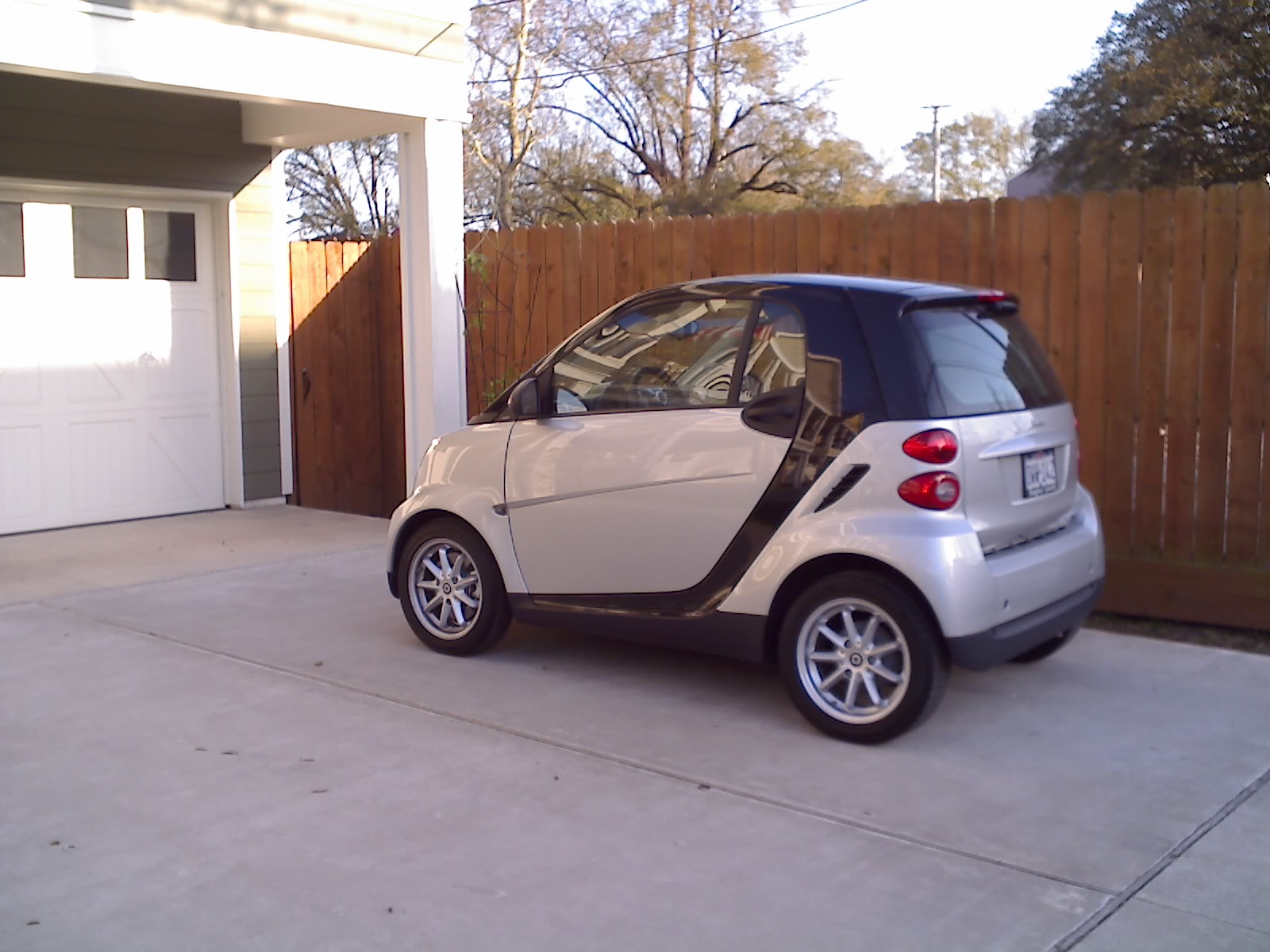 Smart fortwo in Texas – is this houston?