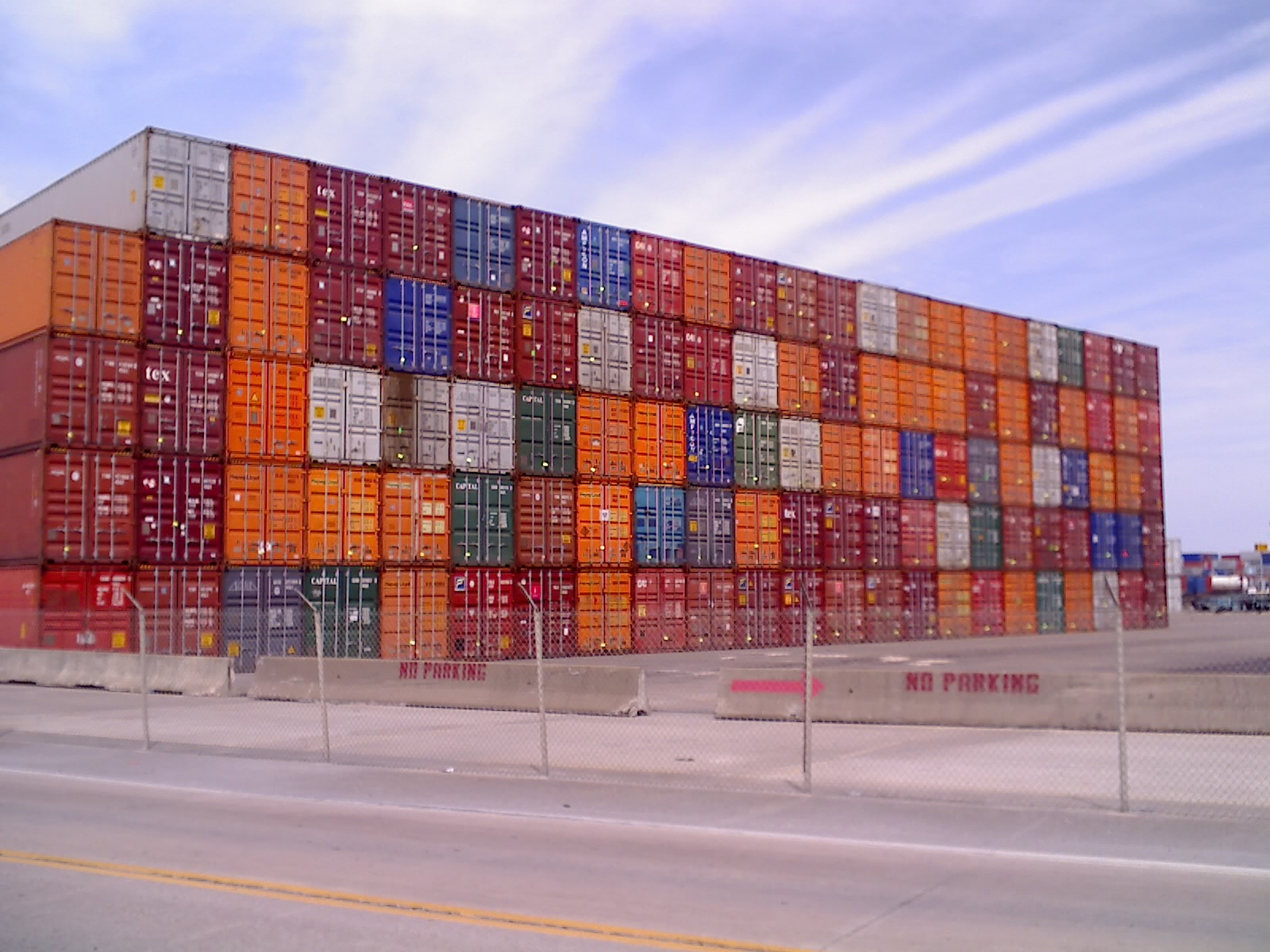 Shipping Containers Houston 1600 x 1200