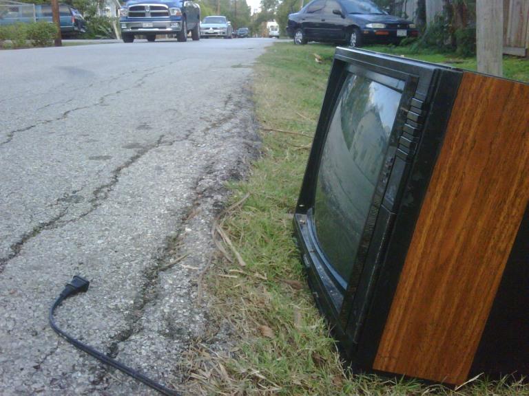 unplug your tv