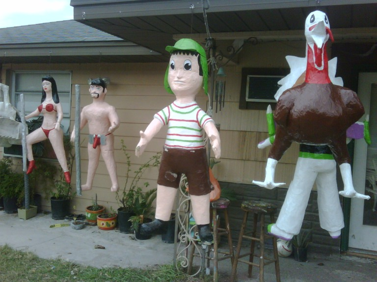 Thanksgiving Pinatas