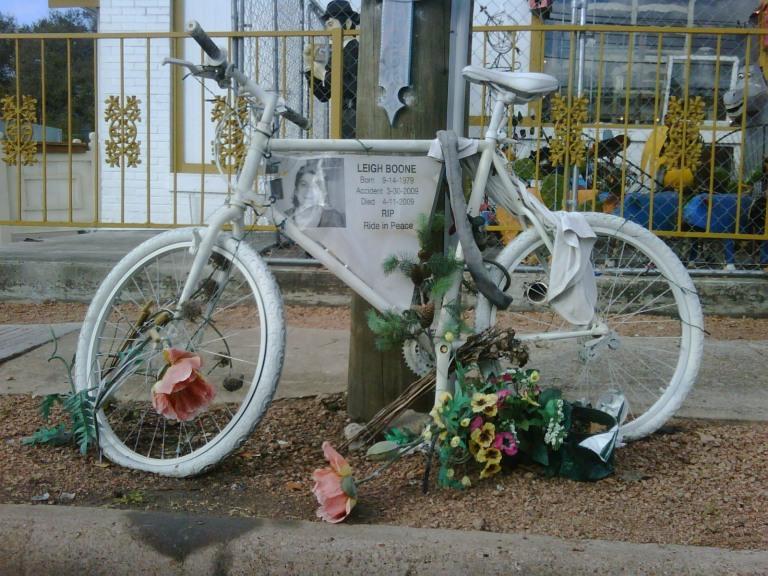 RIP - Ride in Peace - Leigh Boone