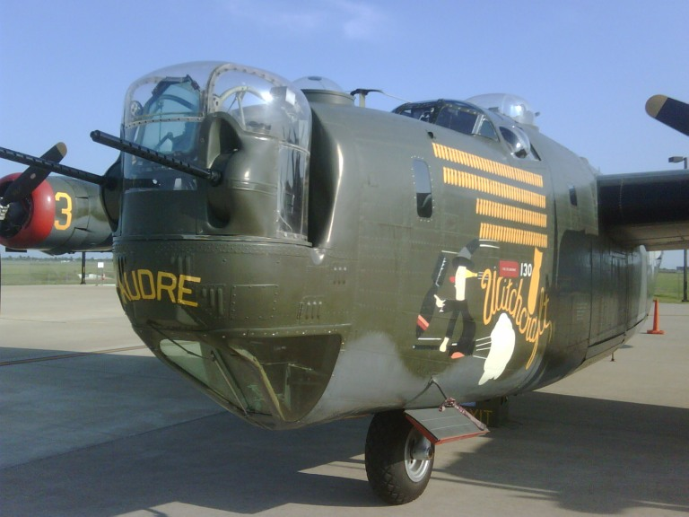 The Collings Foundation's B-24J
