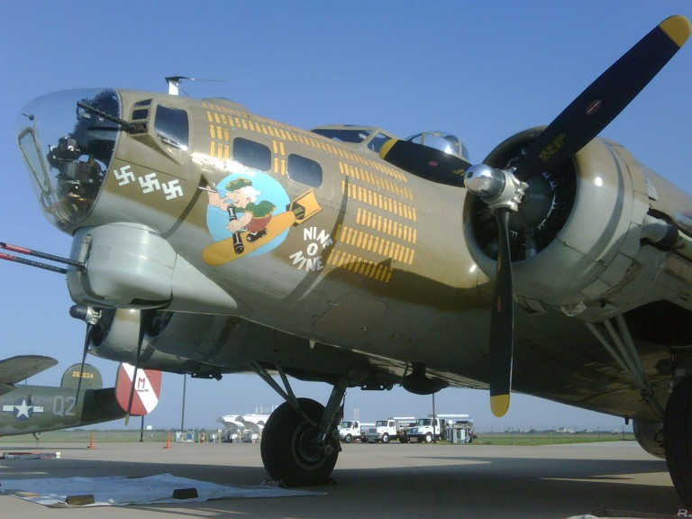 B17G-Flying Fortress