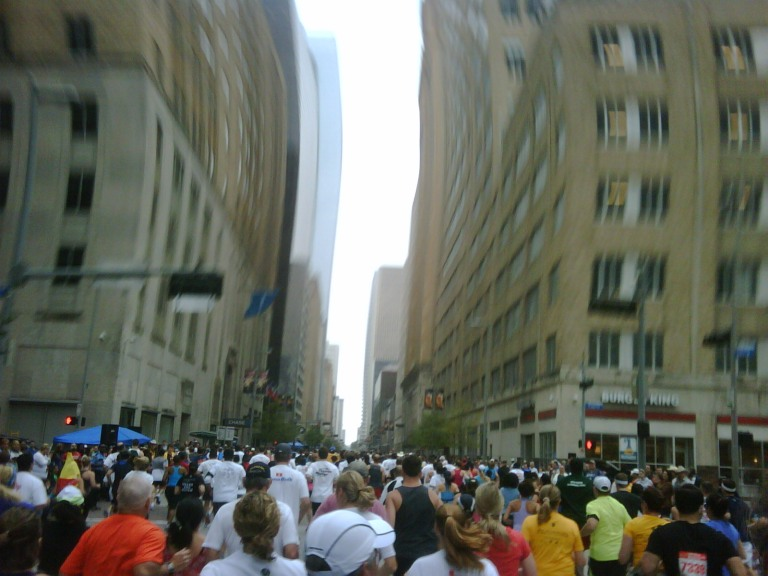 Houston Rodeo Run