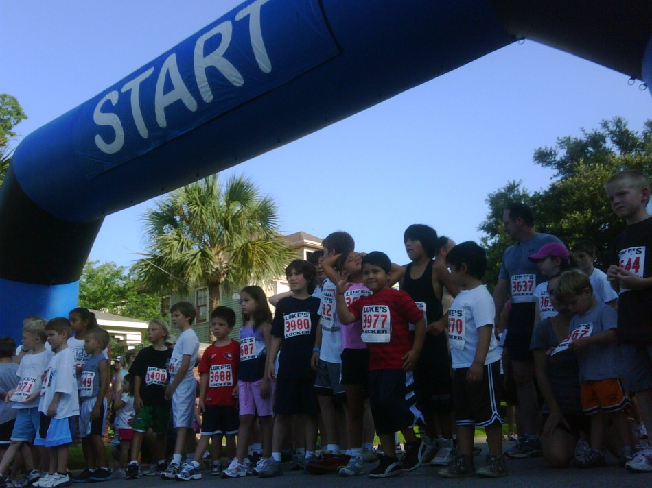 Houston Heights Fun Run