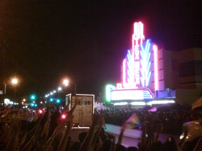 Houston Pride Parade 2011