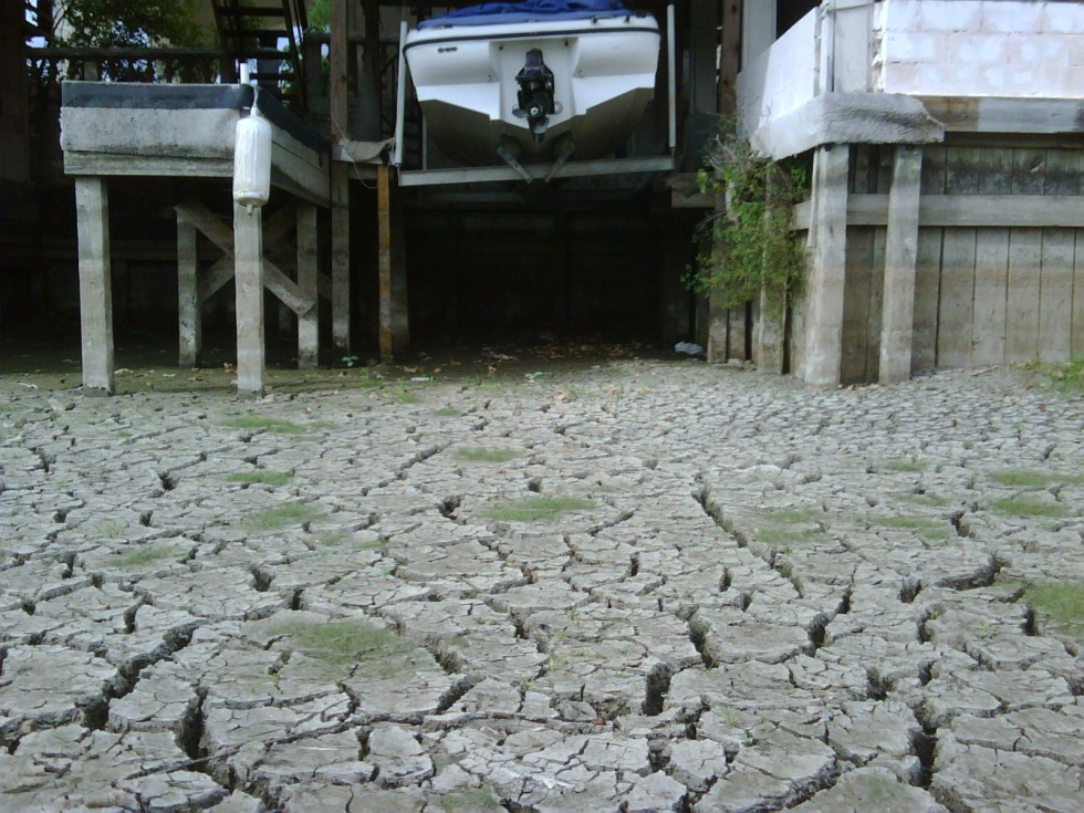 The Texas Drought of 2011