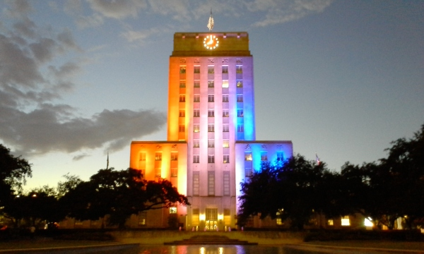September 11th - Houston City Hall