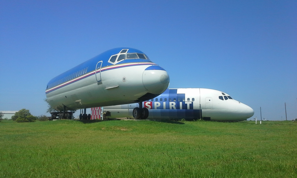Midway Airlines Spirit Airlines