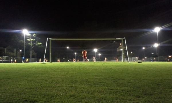 Memorial Park Soccer Fields
