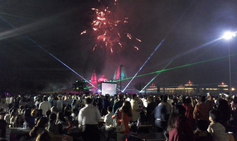 BAPS Houston Diwali