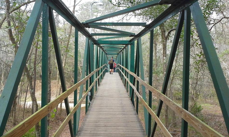 lake houston park wilderness